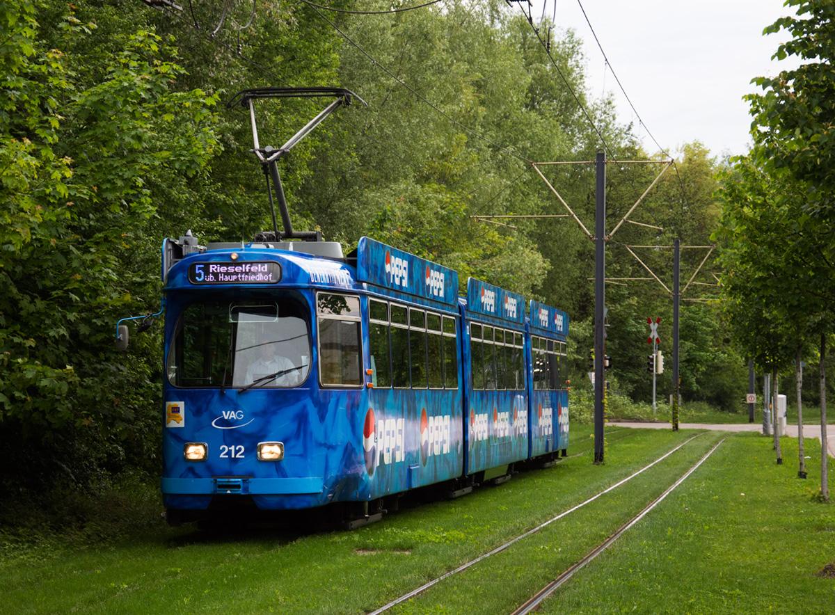 Linie 14 Freiburg